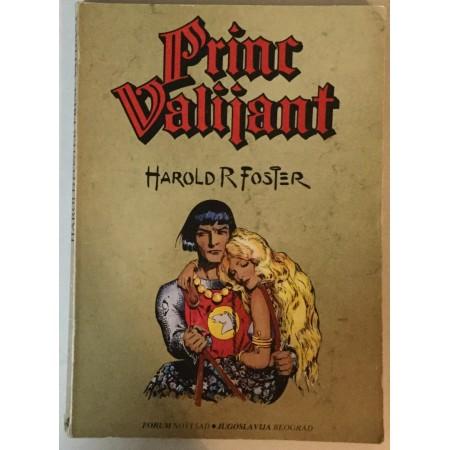 HAROLD R. FOSTER: PRINC VALIJANT 4