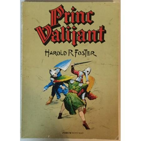 HAROLD R. FOSTER: PRINC VALIJANT 6