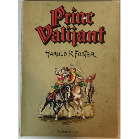 HAROLD R. FOSTER: PRINC VALIJANT 5