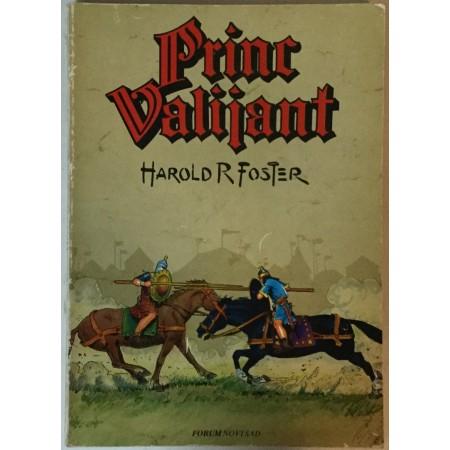 HAROLD R. FOSTER: PRINC VALIJANT 9