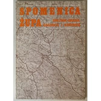 SPOMENICA ŽUPA DREŽNIK-GRADA, VAGANCA I KORENICE (PRIREDIO O. JOSIP BOGOVIĆ)