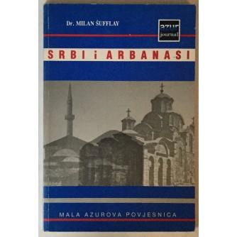 MILAN ŠUFFLAY: SRBI I ARBANASI