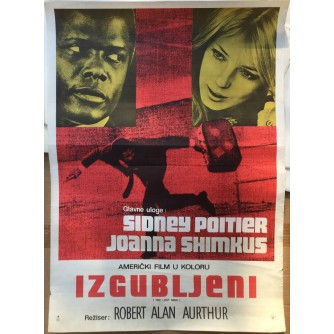 IZGUBLJENI (THE LOST MAN), STARI PLAKAT