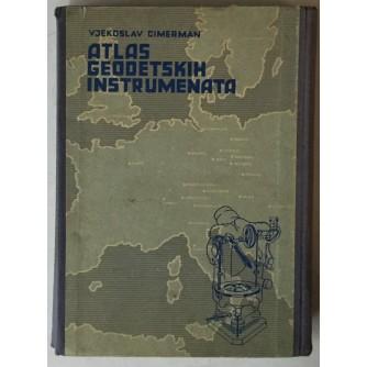 VJEKOSLAV CIMERMAN: ATLAS GEODETSKIH INSTRUMENATA