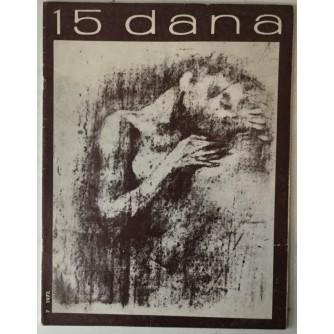 15 DANA, ČASOPIS ZA KULTURU I UMJETNOST , BR. 7, GOD. 1977.