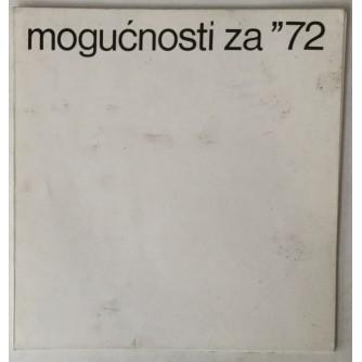 MOGUĆNOSTI ZA 1972., FOTOGRAFIJA (KATALOG, UREDIO DAVOR MATIČEVIĆ)