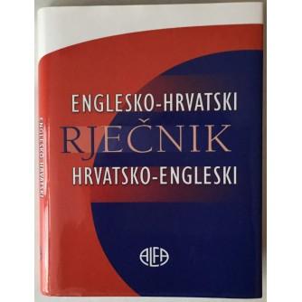ENGLESKO - HRVATSKI I HRVATSKO - ENGLESKI RJEČNIK