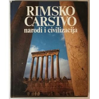BARRY CUNLIFFE: RIMSKO CARSTVO, NARODI I CIVILIZACIJA