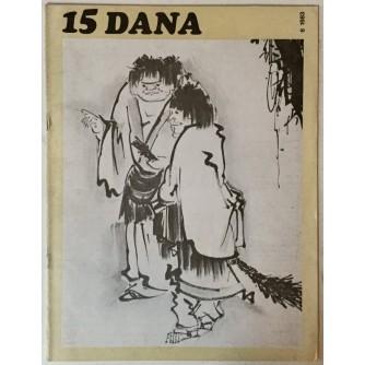 15 DANA ČASOPIS 1983. BROJ 6