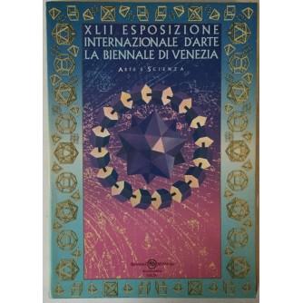 XLII ESPOSIZIONE INTERNAZIONALE D'ARTE LA BIENNALE DI VENEZIA, ARTE E SCIENZA, CATALOGO GENERALE 1986