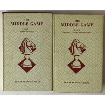 M. Euwe, H. Kramer: The Middle Game I-II
