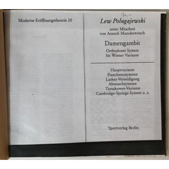 Lew Polugajewski, Anatoli Mazukewitsch: Damengambit