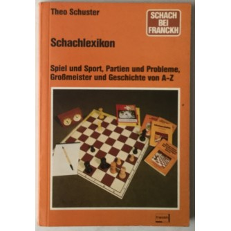 Theo Schuster: Schachlexikon