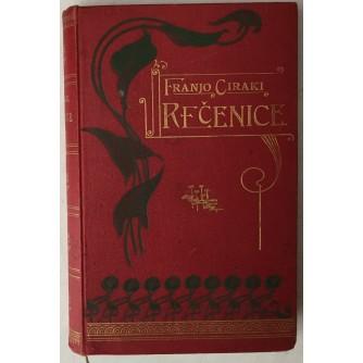 Franjo Ciraki: Rečenice, pabirci po liepoj knjizi