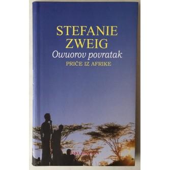 Stefanie Zweig: Owuorov povratak, Priče iz Afrike