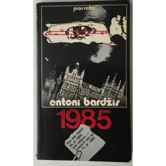 Anthony Burgess: 1985.