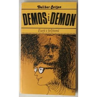 Dalibor Cvitan: Demos i demon, feljtoni i eseji
