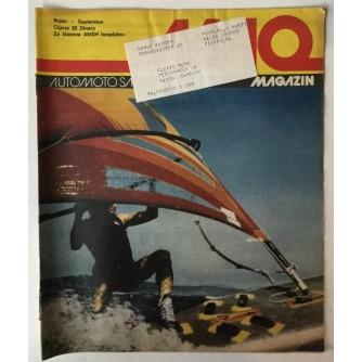 Auto-moto magazin broj 9 godina 1983.