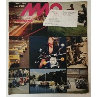 Auto-moto magazin broj 6-7 godina 1981.