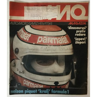 Auto-moto magazin broj 11 godina 1981.