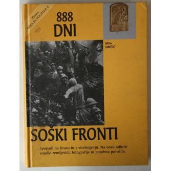 Miro Simčič: 888 dni na Soški fronti