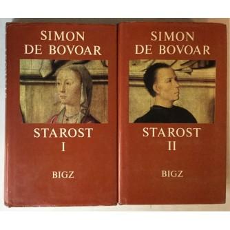 Simone de Beauvoir: Starost I-II