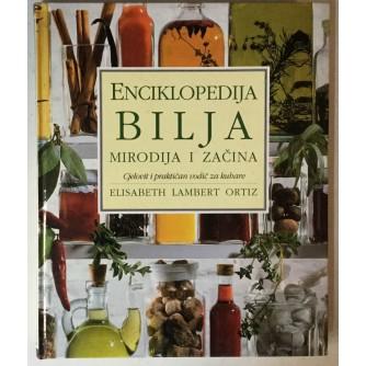 Elisabeth Lambert Ortiz: Enciklopedija bilja, mirodija i začina