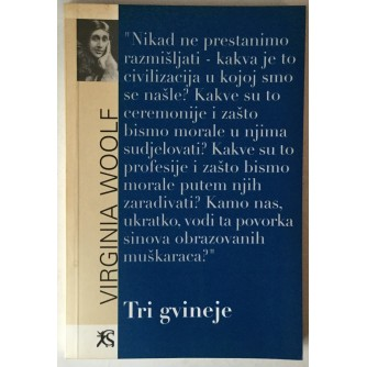 Virginia Woolf: Tri gvineje