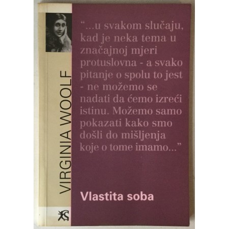 Virginia Woolf: Vlastita soba