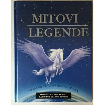Ronne Randall, Graham Howells: Mitovi i legende