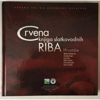 Crvena knjiga slatkovodnih riba Hrvatske