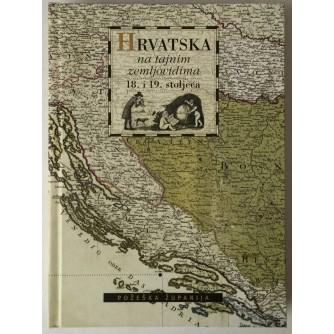 Hrvatska na tajnim zemljovidima 18. i 19. stoljeća 6: Požeška županija