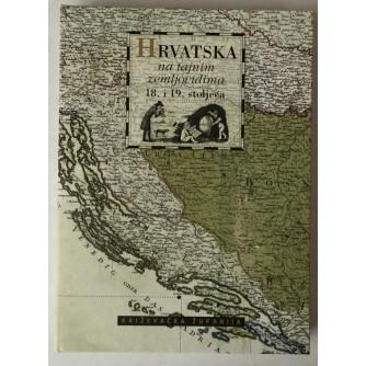 Hrvatska na tajnim zemljovidima 18. i 19. stoljeća 9: Križevačka županija