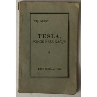 Stjepan Ivezić: Tesla, ponos naše nacije
