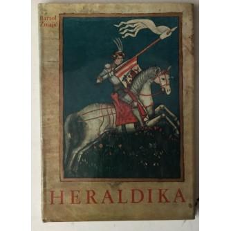 Bartol Zmajić: Heraldika, sfragistika, genealogija
