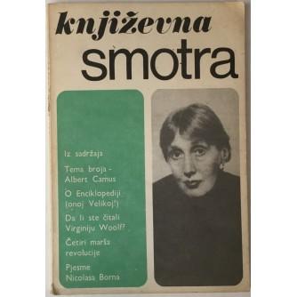 Književna smotra broj 37 god. 1980.