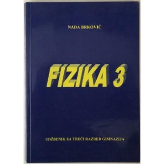 Nada Brković: Fizika 3