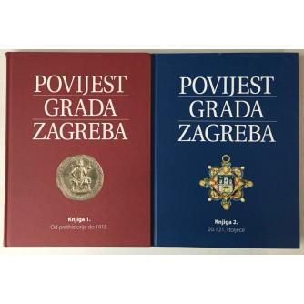 Povijest grada Zagreba 1-2