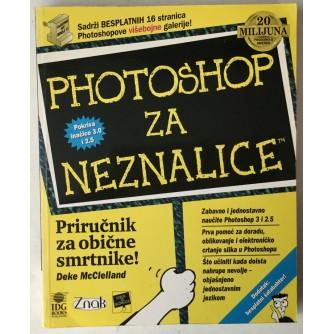 Deke McClelland: Photoshop za neznalice