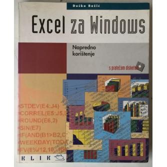 Duško Božić: Excel za Windows