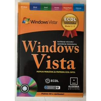 Hrvoje Mirković: Microsoft Windows Vista, korištenje računala i upravljanje datotekama