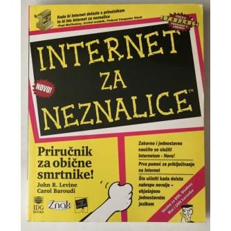John R. Levine, Carol Baroudi: Internet za neznalice