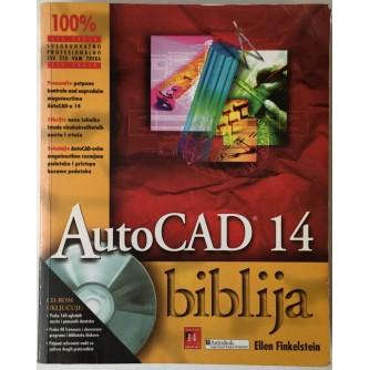 Ellen Finkelstein: AutoCAD 14 biblija