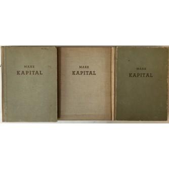Karl Marx: Kapital I-III