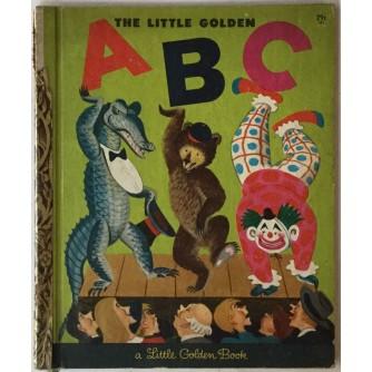 The Little Golden ABC