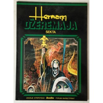 Hermann Jeremiah: Sekta