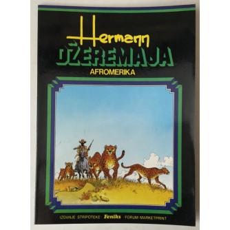 Hermann Jeremiah: Afromerika