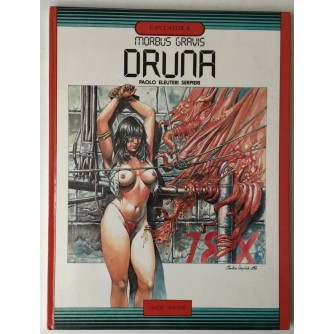 Paolo Eleuteri Serpieri: Morbus Gravis 2, Druna (Druuna)