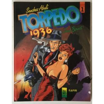Sanchez Abuli, Jordi Bernet: Torpedo 1936., knjiga 1.