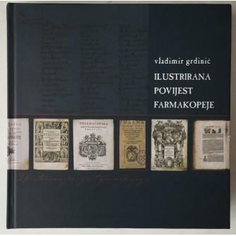 Vladimir Grdinić: Ilustrirana povijest farmakopeje